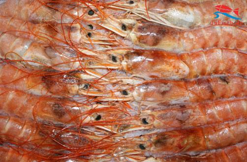 1a fisch grillfisch kaufen grillfisch bestellen argentinische rotgarnelen 10 20 mit kopf. Black Bedroom Furniture Sets. Home Design Ideas
